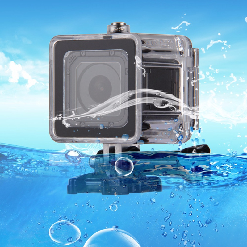 Puluz Stossfest Schutz Tauchen Shell Box Wasserdichte Unterwasser Gehaeuse  T4M6