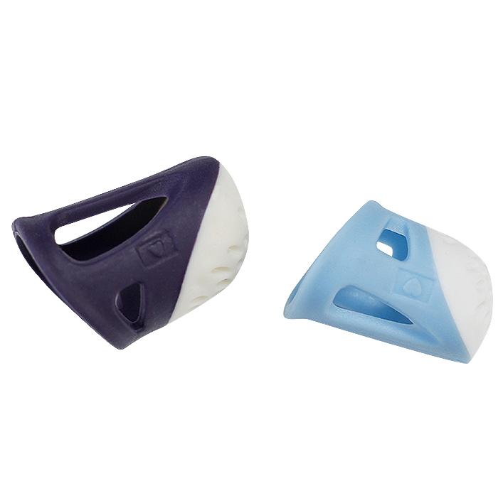 3X-Herramientas-Diy-De-Costura-Domestico-Dedal-Protector-De-Dedos-Accesorios-u3o miniatura 7