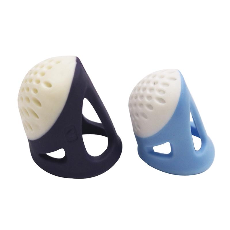 3X-Herramientas-Diy-De-Costura-Domestico-Dedal-Protector-De-Dedos-Accesorios-u3o miniatura 9