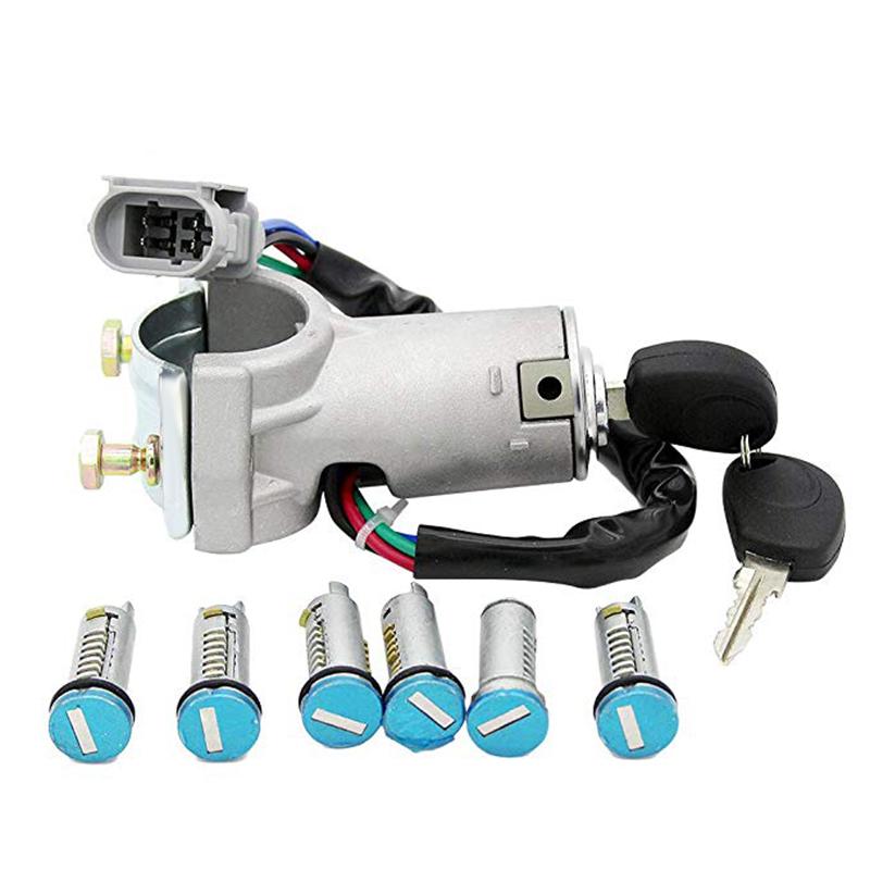 1X-2992551-2991727-Interruptor-de-Encendido-de-Llave-de-Barril-de-Encendido-H9B9 miniatura 4