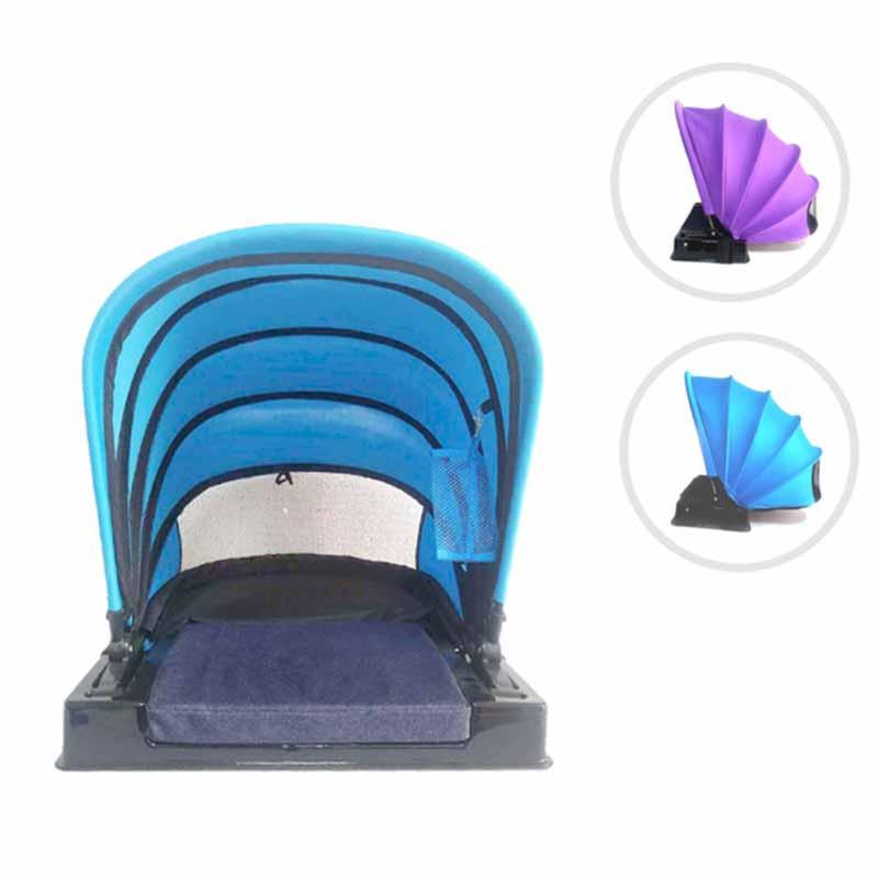 Portable-Foldable-Sunshade-Quick-Automatic-Opening-Single-Tent-Sun-Protecti-D7K9 thumbnail 8