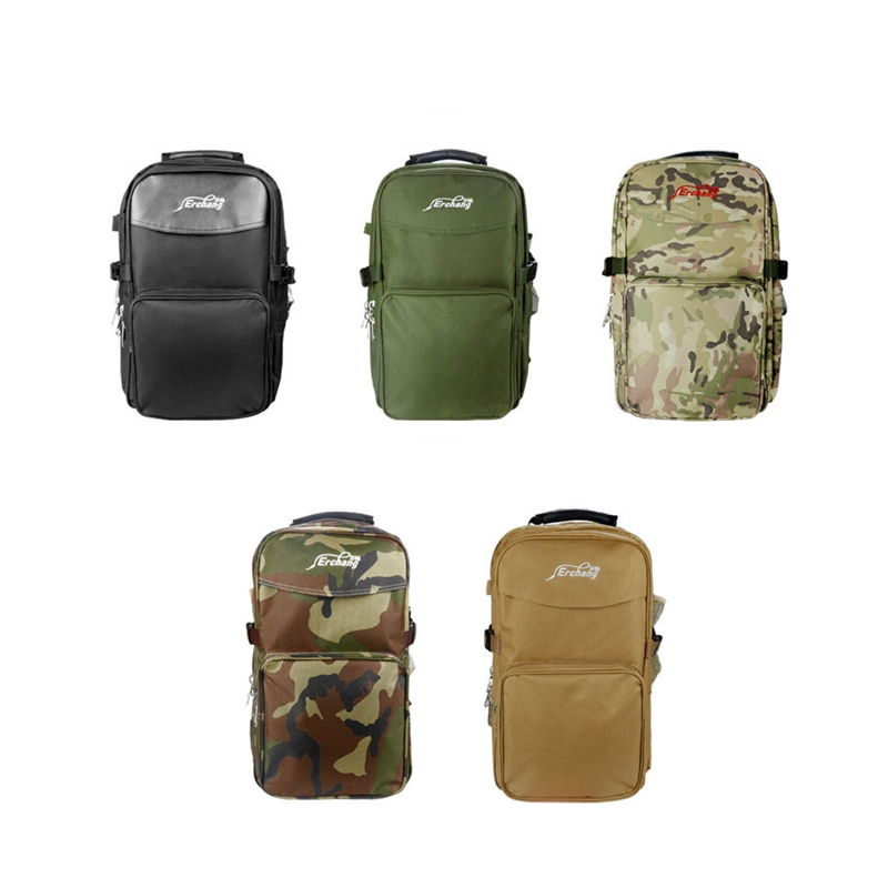Erchang Sports Outdoor Bag Camouflage Large Capacity Multi-Purpose Camping  Z5J6