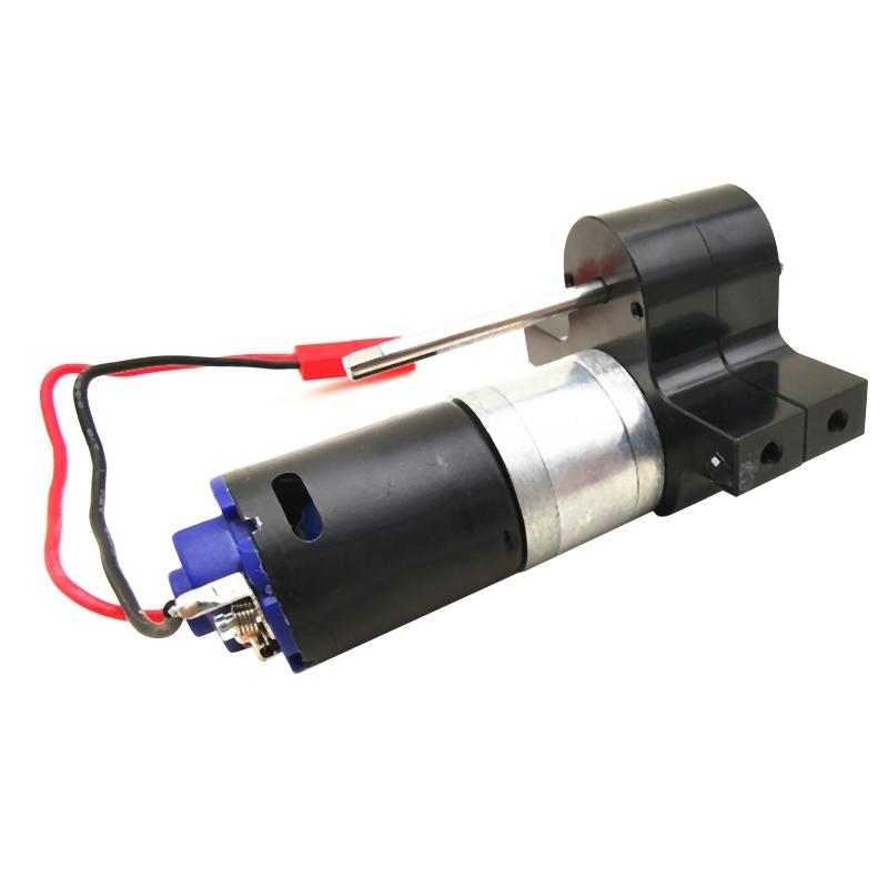 1X-Verbessertes-Metall-Getriebe-Ubertragen-Box-mit-370-Motor-fuer-Wpl-1-16-4-I9U4 Indexbild 4