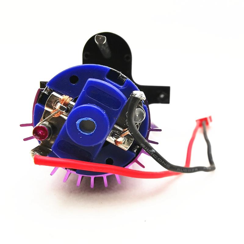 1X-Verbessertes-Metall-Getriebe-Ubertragen-Box-mit-370-Motor-fuer-Wpl-1-16-4-I9U4 Indexbild 10