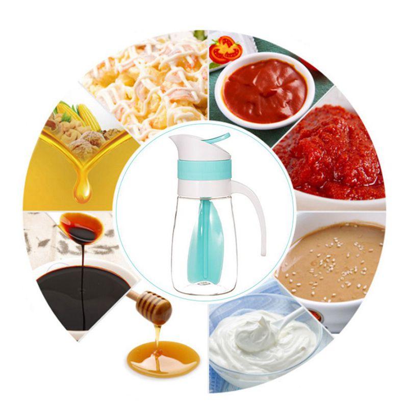 2X-Creative-Salad-Juice-Manual-Bottle-Fruit-Salad-Rotating-Dressing-Mixer-U1H2 thumbnail 8
