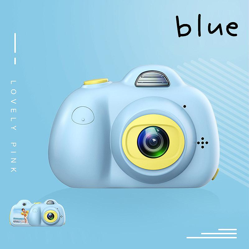 Camera-Numerique-Mignons-Pour-Enfant-Mini-Camera-Double-Lentille-Hd-1080P-C-E5S3 miniature 11