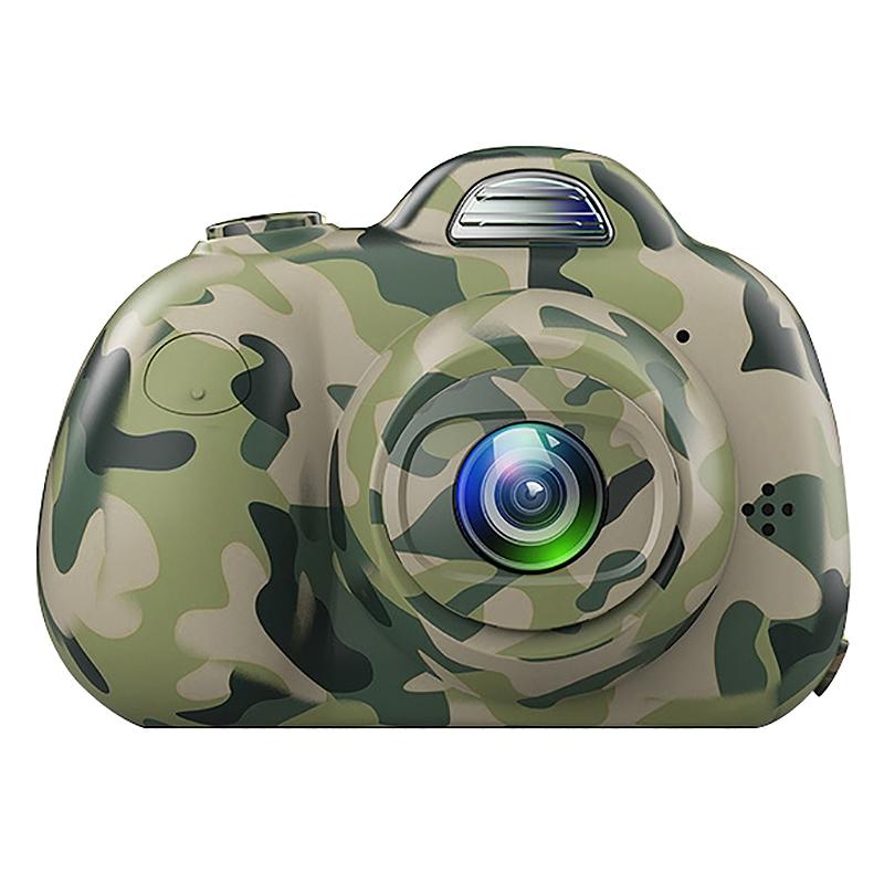 Camera-Numerique-Mignons-Pour-Enfant-Mini-Camera-Double-Lentille-Hd-1080P-C-E5S3 miniature 16