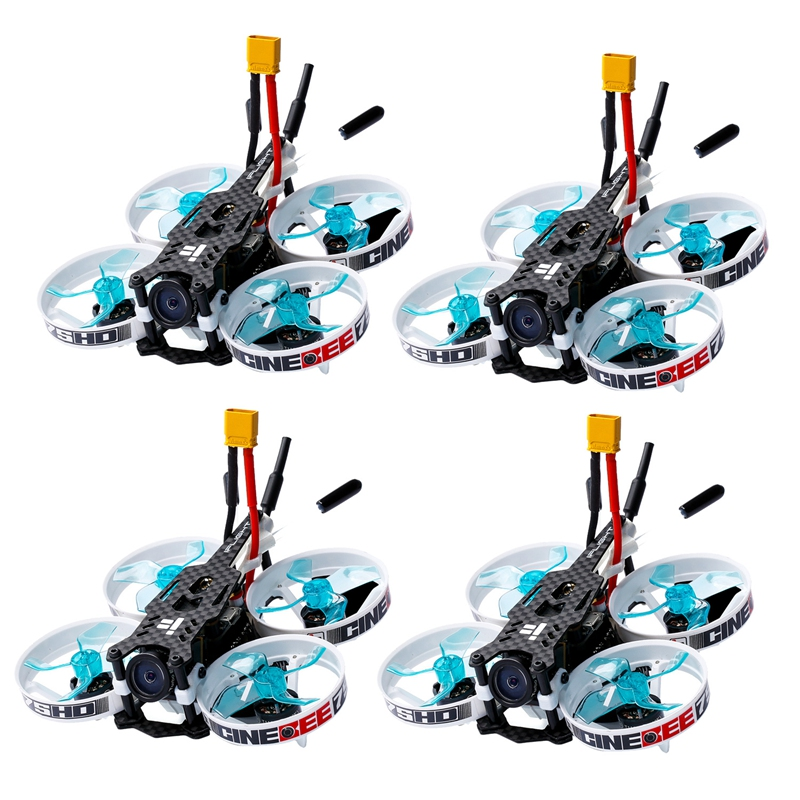 Ivolo Cinebee 75Hd 2-4S Whoop(Turtle V2) With  Ivolo Succex F4 Fc Ifligh I2G3  prezzo all'ingrosso