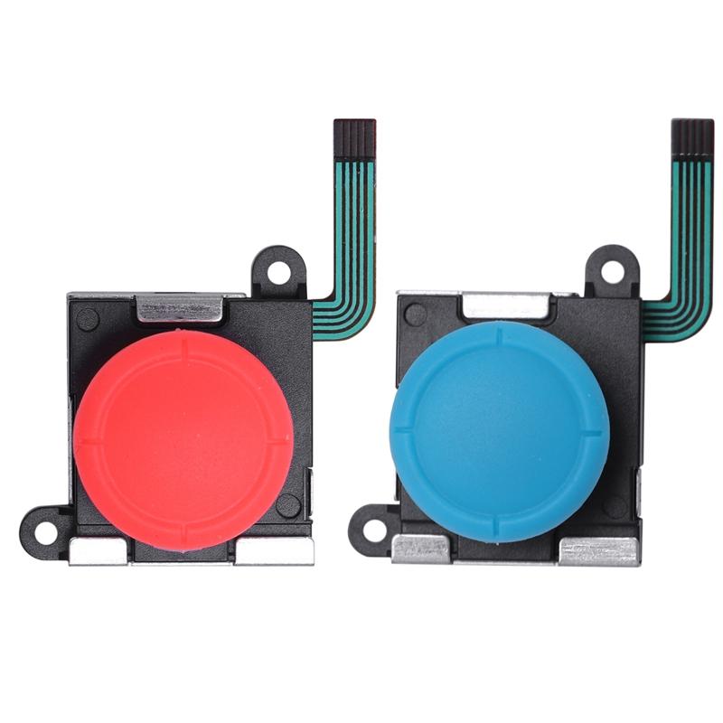 1X-3D-Analoge-Joystick-Daumen-Sticks-Sensor-Ersatz-Teile-Fuer-Nintendo-Schal-S4T8 Indexbild 19