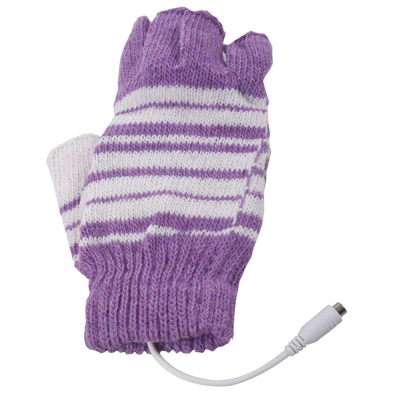 5V-Usb-Powered-Beheizte-Winter-Handwaermer-Halbe-Finger-Waschbar-Handschuhe-K8J3 Indexbild 3