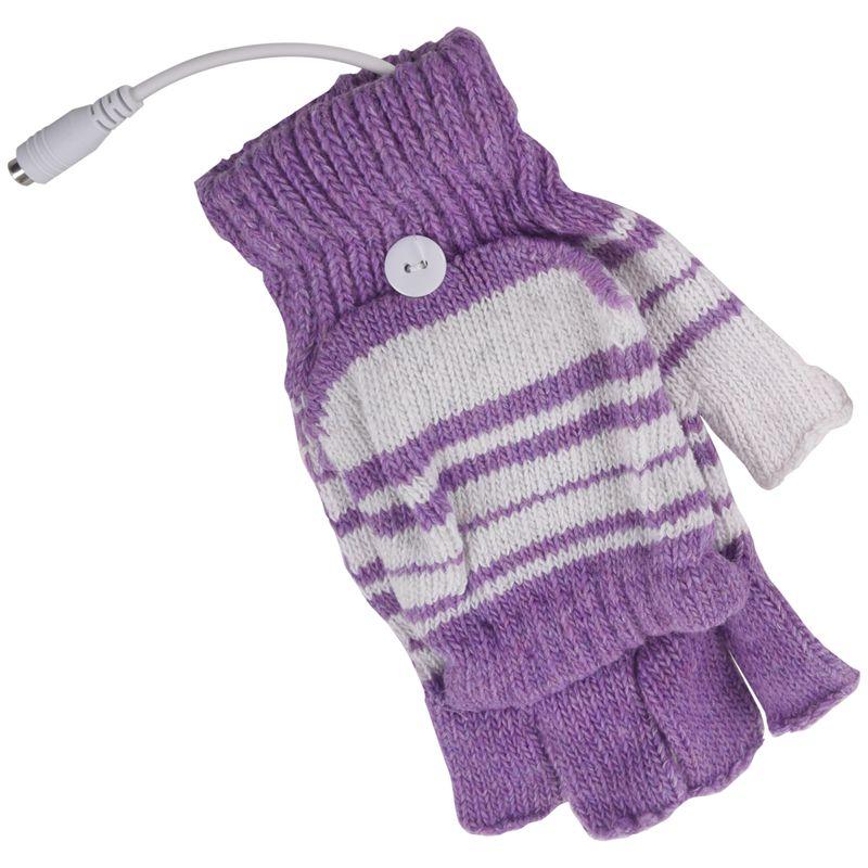 2X5V winter warme handschuhe usb powered beheizte pads handwärmer 8*13 cm pad SA