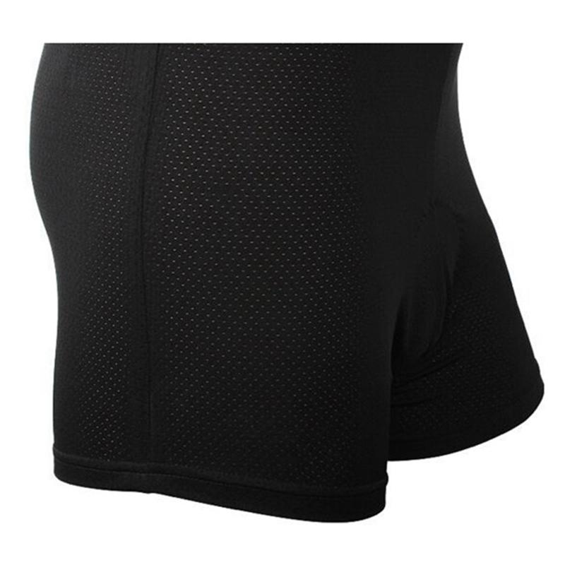 Sous-Vetements-Short-De-Cyclisme-Shorts-Collants-De-Velo-De-Montagne-Velours-4G6 miniature 6