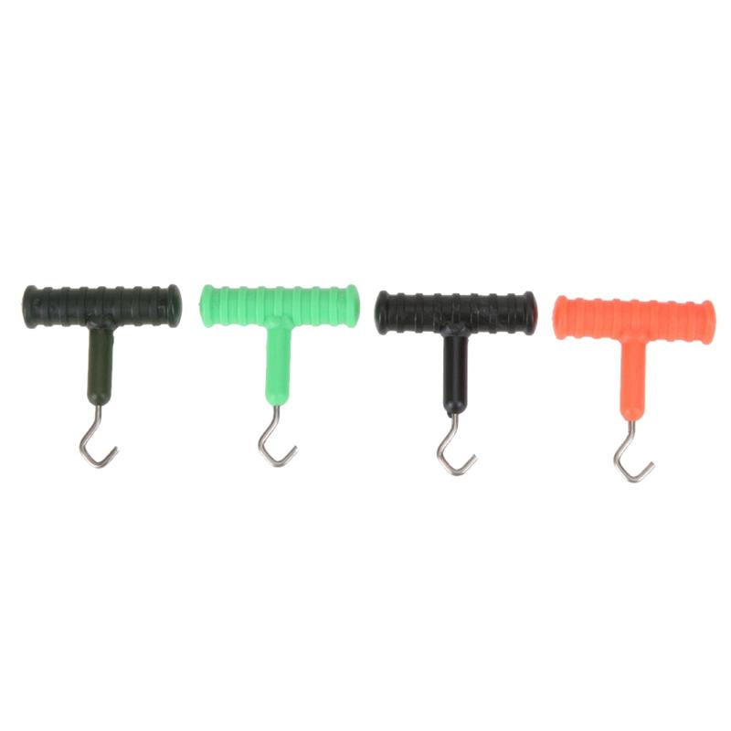 4 StÜCke Karpfen Angeln Knoten Puller Werkzeug Rig Werkzeug Erstellen Seefi L4T4