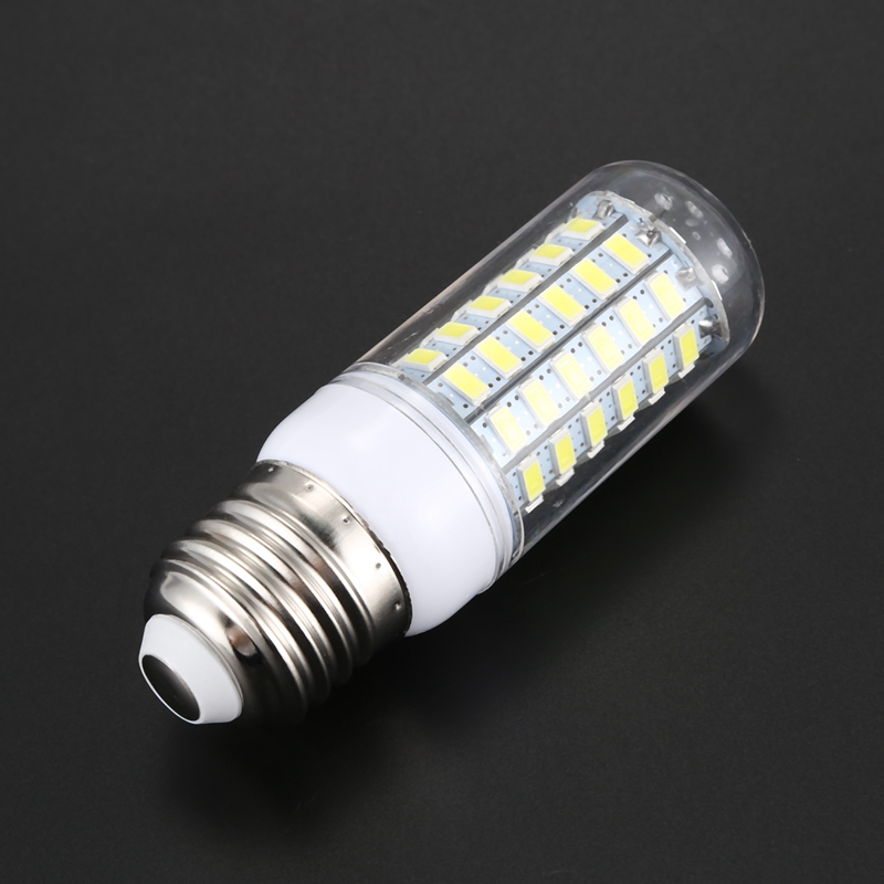 2 Stk Energiesparlampe E27 220V 69 SMD 5730 1500LM 6000-6500K LED Mais Lich Q7I4