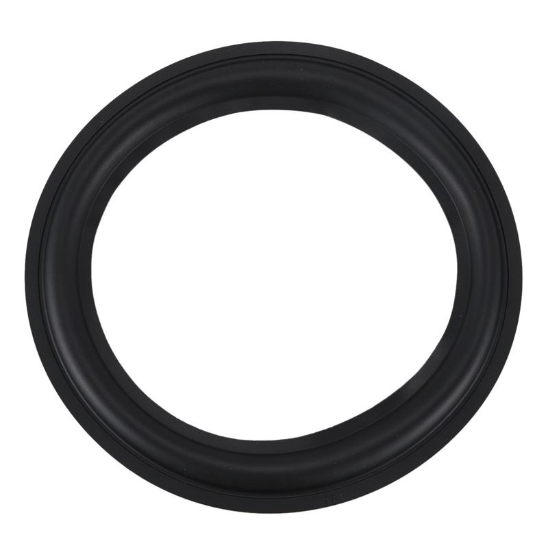 2Pcs 8'' Speaker Surround Decorative Circle Repair Foam For Bass Woofer Horn