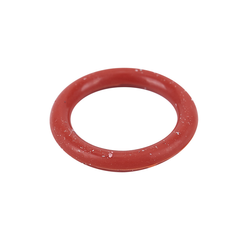 5X 10Pcs 16mm OD 2.5mm Thickness Silicone O Ring Oil Seals Gaskets Dark Red G8A5