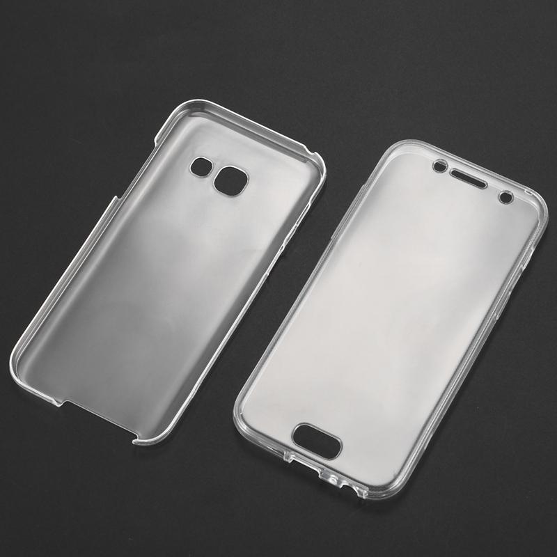 3X-Neu-360-Grad-Handy-Huelle-Rundum-Schutz-Cover-Tasche-TPU-Case-Vorne-Hi-L3O1 Indexbild 3