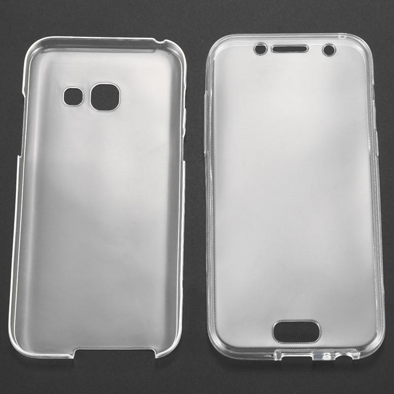 3X-Neu-360-Grad-Handy-Huelle-Rundum-Schutz-Cover-Tasche-TPU-Case-Vorne-Hi-L3O1 Indexbild 4