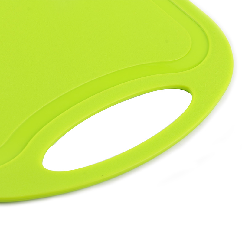 Plastic-Chopping-Block-Meat-Vegetable-Cutting-Board-Non-Slip-Anti-Overflow-Z6Q5 thumbnail 20
