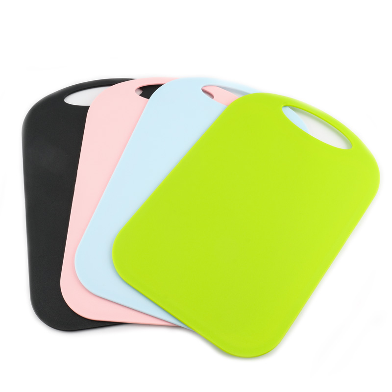 Plastic-Chopping-Block-Meat-Vegetable-Cutting-Board-Non-Slip-Anti-Overflow-Z6Q5 thumbnail 23