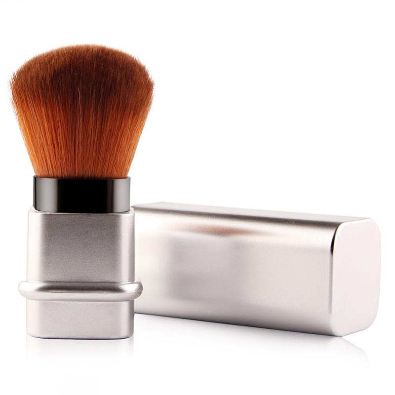 Maange-Makeup-Brush-Mini-Square-Retractable-Soft-Face-Clip-Brush-Foundation-D8O2 thumbnail 3