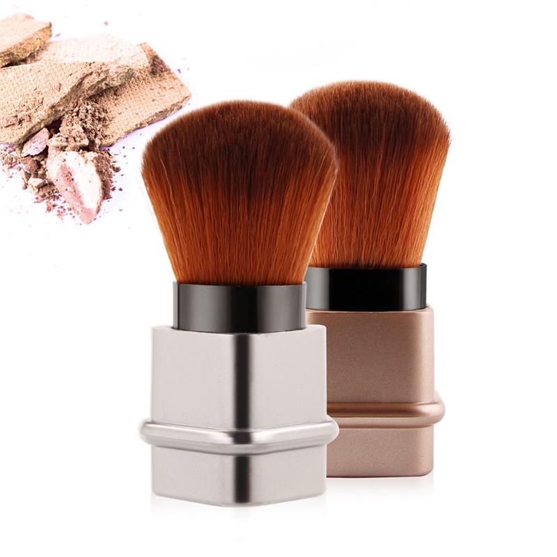 Maange-Makeup-Brush-Mini-Square-Retractable-Soft-Face-Clip-Brush-Foundation-D8O2 thumbnail 5