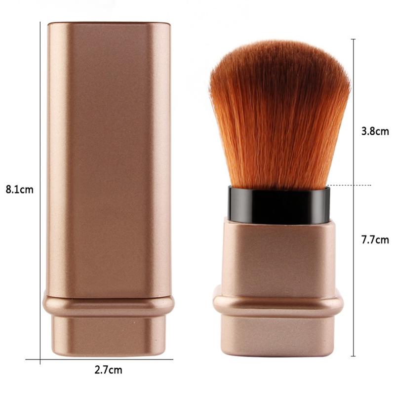 Maange-Makeup-Brush-Mini-Square-Retractable-Soft-Face-Clip-Brush-Foundation-D8O2 thumbnail 6