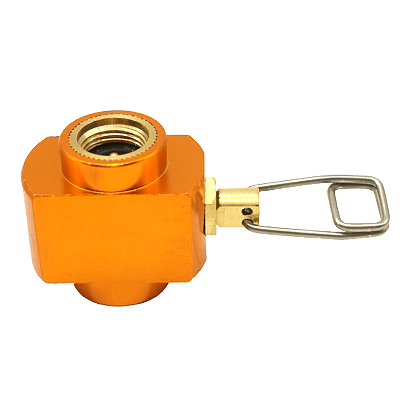 Camping Stove Burner Converter//Connector Also for Household Gas Connection