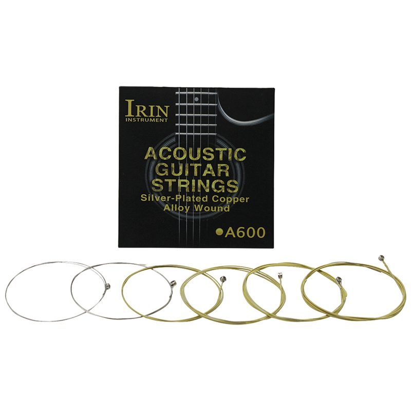 1 Set Quality OUD 11 Clear Nylon Silver-Plated Copper Alloy 11 Strings*