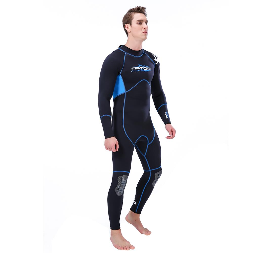 Slinx-3Mm-Wetsuit-Scuba-Diving-Wetsuit-Men-Diving-Suit-Neoprene-Swimming-We-E2X9 thumbnail 4