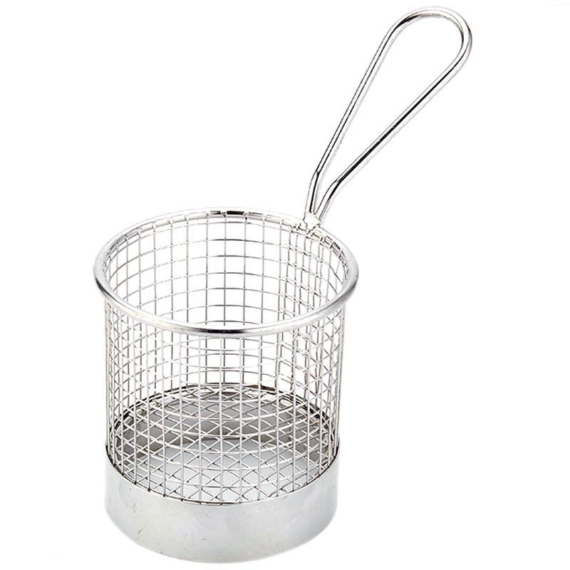 12-16cm Küchensieb Abtropfsieb Löffel Ölsieb Edelstahl Sieb Küche Geschirr