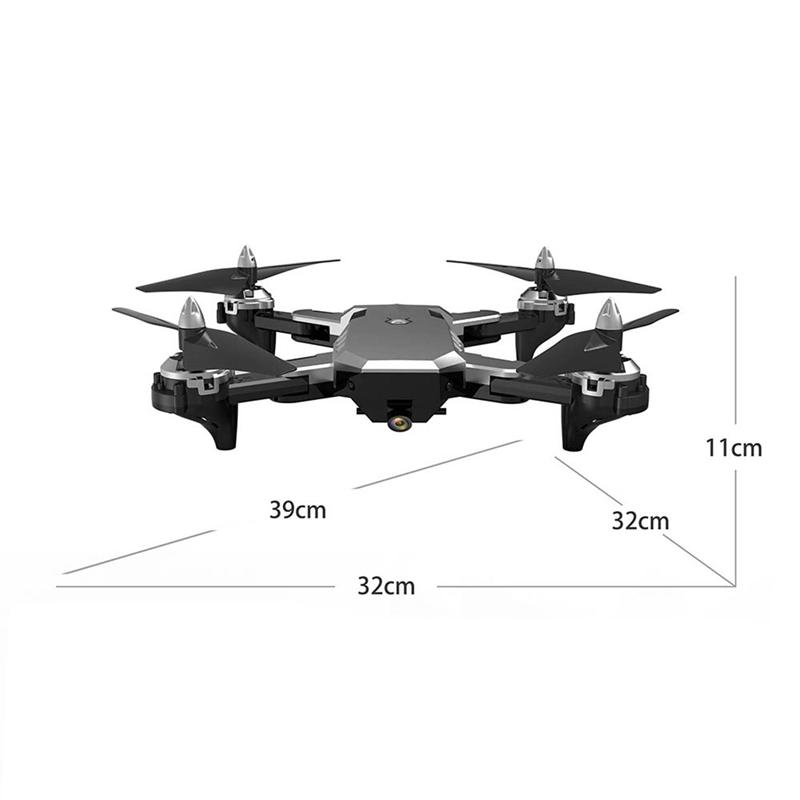 3X(E58 Wifi Wifi Wifi Fpv With 2Mp Wide Angle telecamera High Hold Mode Foldable Rc Drone3T3) 528e3d