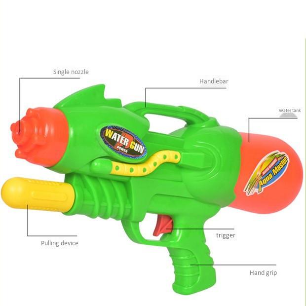 Juguete-Spray-De-Agua-A-Alta-Presion-Juguete-De-Playa-Rociador-Juguete-Roci-E5C7 miniatura 6