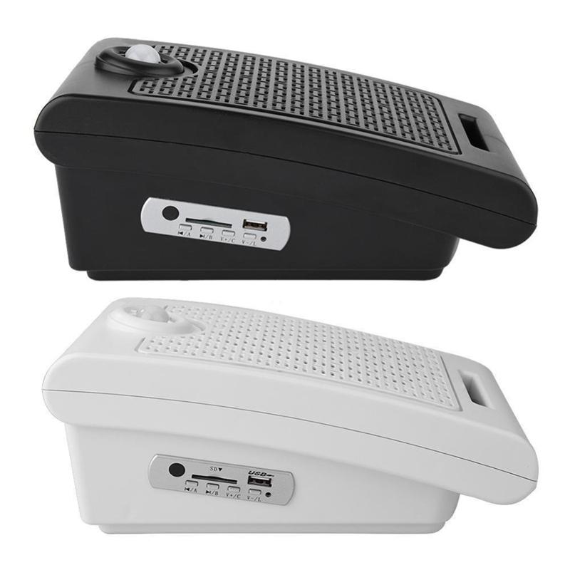 Waytronic soporte de parojo PIR sensor de movimiento grande electricidad amplificador de audio lau q3o3