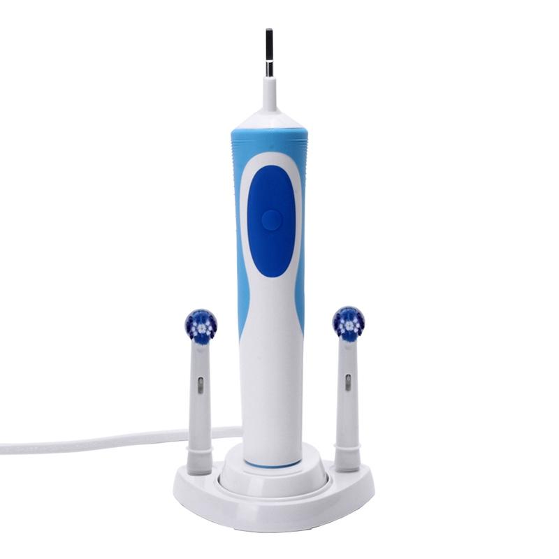 Pour-Support-De-Brosse-A-Dents-Oral-B-Support-De-Brosse-A-Dents-ELectrique-L2D5 miniature 5