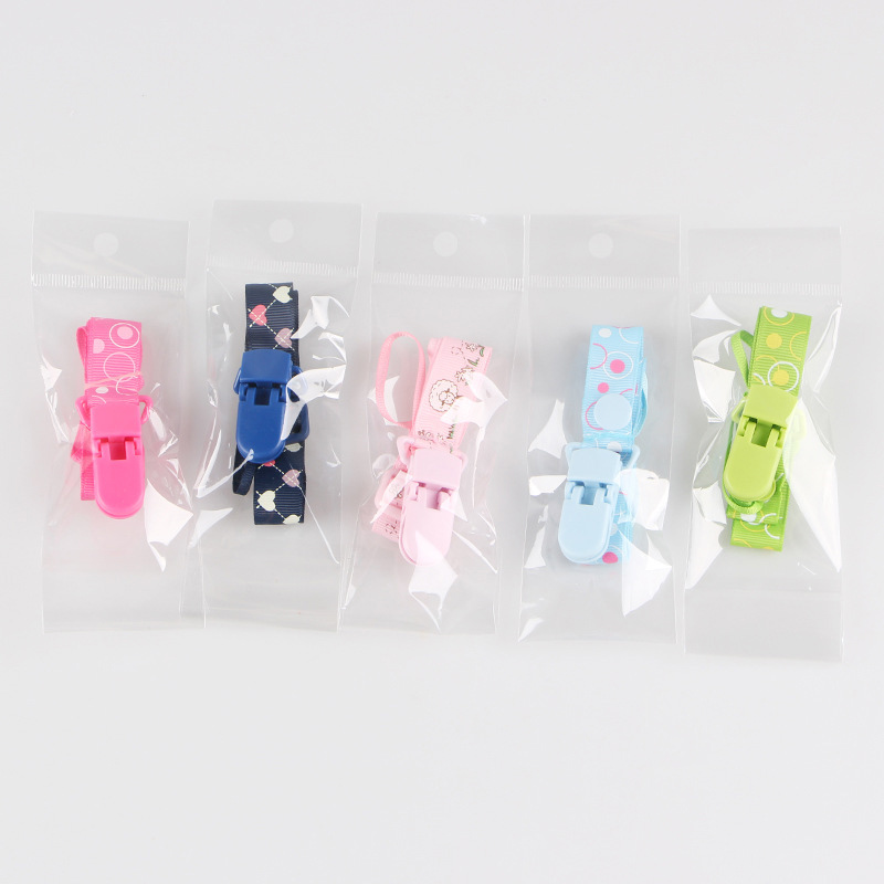 5X-Baby-Pacifier-Clip-Chain-Dummy-Clip-Nipple-Holder-For-Nipples-Children-P-X9A5 thumbnail 14