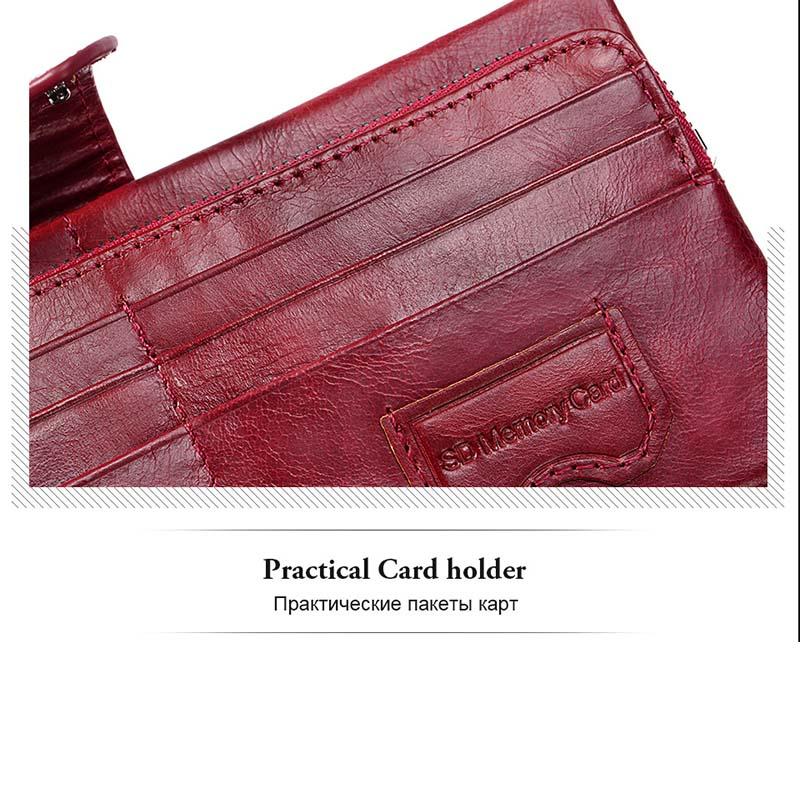 Gzcz-Women-Wallet-Genuine-Leather-Female-Long-Clutch-Lady-Money-Bag-Magic-Z-T8S1 thumbnail 9