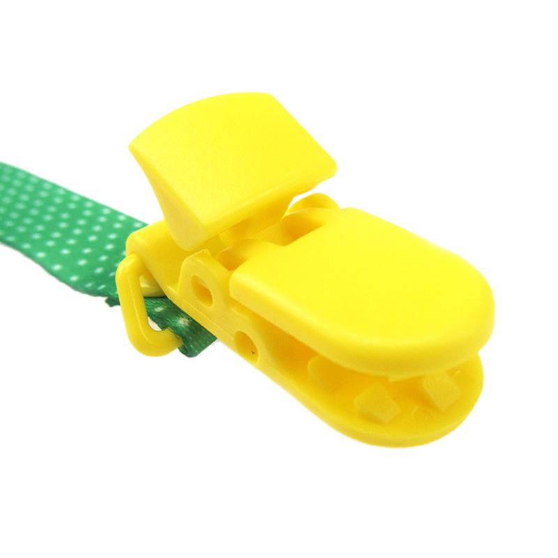 Baby-Pacifier-Chain-Cartoon-Print-Fixed-Button-Baby-Pacifier-Clip-Chain-Rib-Q4B6 thumbnail 3