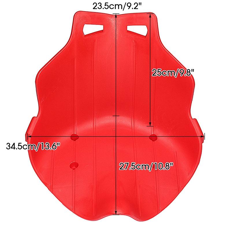 Balanced-Drifting-Kart-Seat-Cushion-For-Karting-Hoverboard-A8S7 thumbnail 4