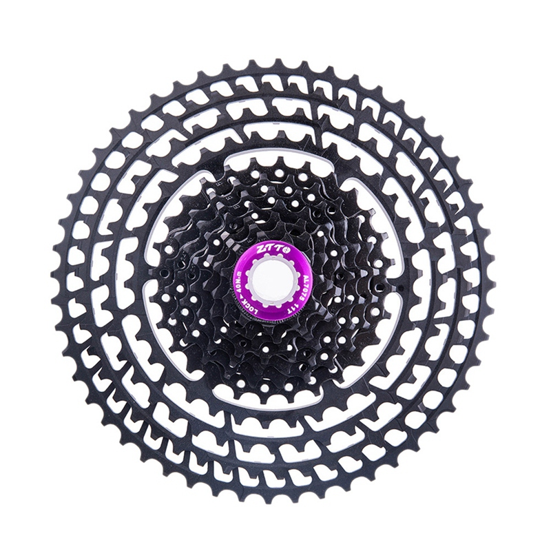 Ztto 11S 11-52T Slr2 Mtb Bicycle Cassette 11Speed Wide Ratio Ultralight 371G 7T7