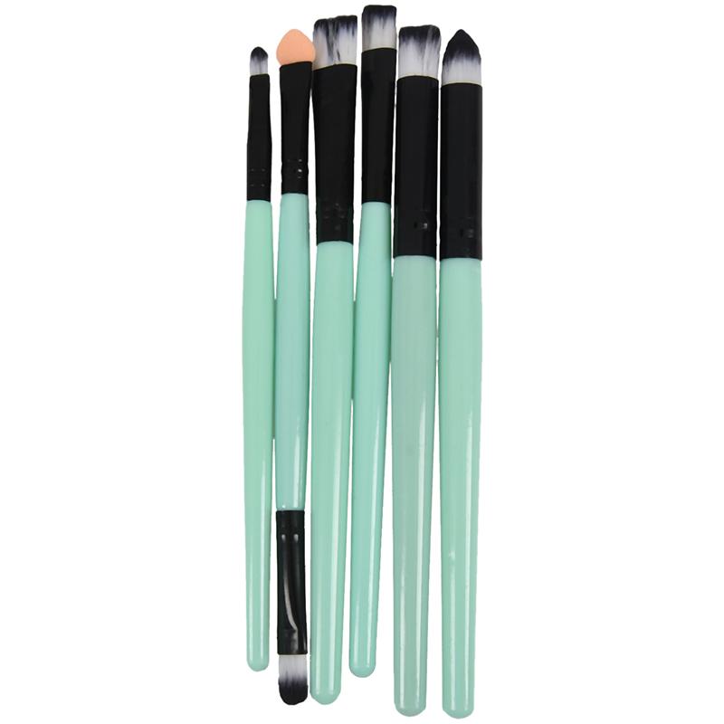 6pcs-set-Makeup-Brush-Set-Tools-Wool-Brushes-Kits-I9H9 miniatuur 10