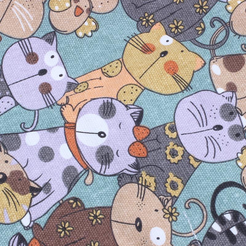Lona-De-Dibujos-Animados-Wrap-Roll-Up-Estuche-Lapiz-Bolso-Del-Cepillo-Bolsa-De-M miniatura 6