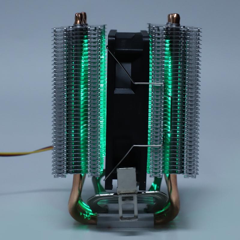 Lanshuo-4-Waerme-Leitung-3-Draht-Mit-Licht-Einzelner-LUFter-Cpu-LUFter-K-Z9N2 Indexbild 31