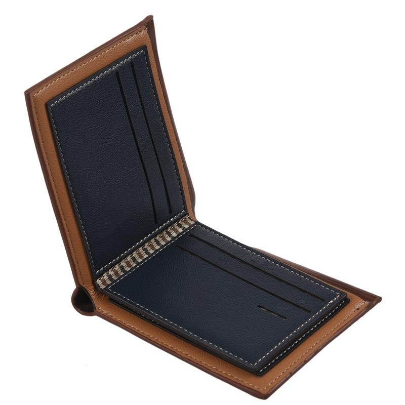 baellerry-Men-Wallet-Leather-Vintage-Purses-High-Quality-Money-Bag-Credit-C-X2C2 thumbnail 11