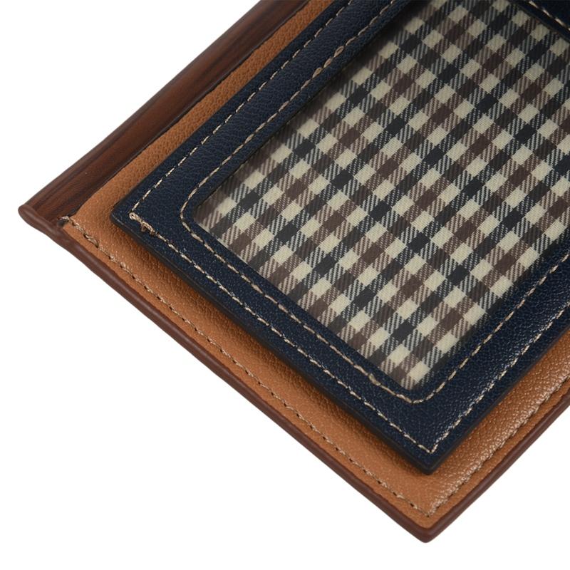 baellerry-Men-Wallet-Leather-Vintage-Purses-High-Quality-Money-Bag-Credit-C-X2C2 thumbnail 17