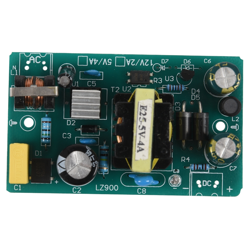 Details about 3X(AC-DC Power Supply Module Input 85V-265V Output 5V 4A with  Multi Protecti F3)
