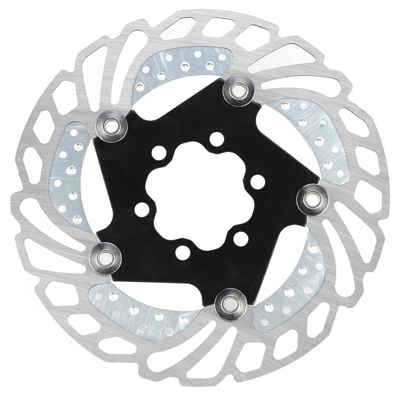 Mi-Xim-Rotor-De-Frein-De-Refroidissement-De-VELo-Disque-De-Refroidissement-D-4D9 miniature 13