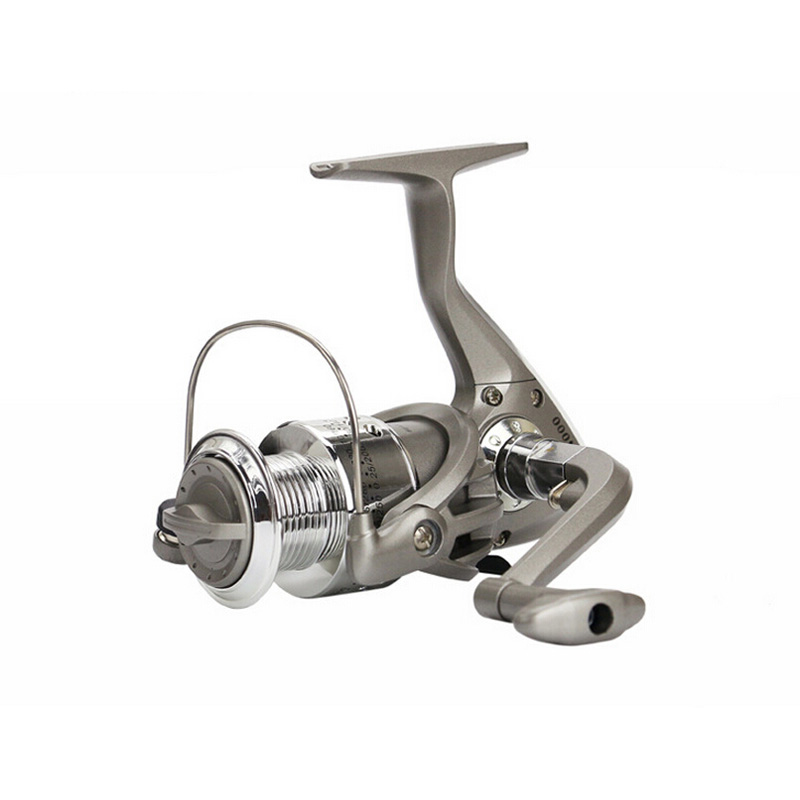 Yumoshi-Fishing-Reels-Spinning-Reel-5-5-1-Feeder-Carp-Equipment-Reel-Fishin-U8P8 thumbnail 5