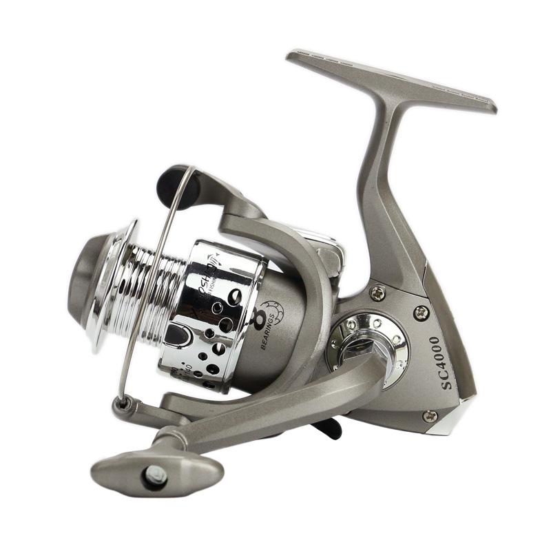 Yumoshi-Fishing-Reels-Spinning-Reel-5-5-1-Feeder-Carp-Equipment-Reel-Fishin-U8P8 thumbnail 8