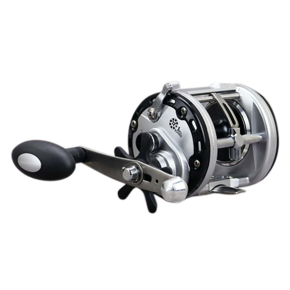 Yumoshi-Spool-12-1Bb-Ball-Bearing-All-Metal-Fishing-Spinning-Trolling-Reel-L9T4 miniatuur 3